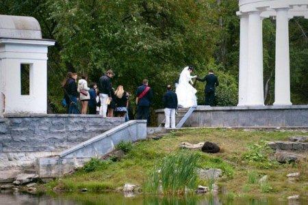 свадебные фотоприколы