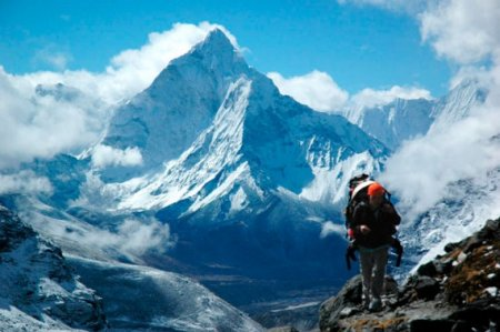 интересные факты об Эвересте