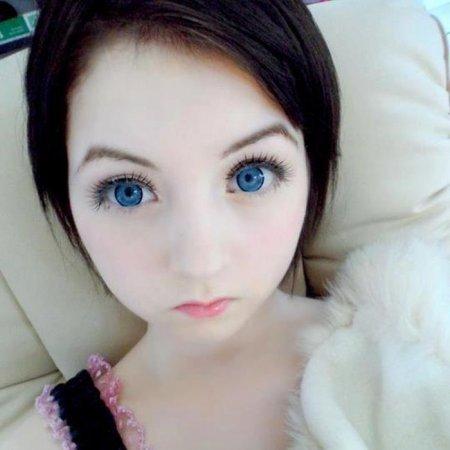 кукольная внешность