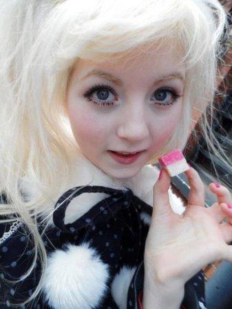 девушки как куклы