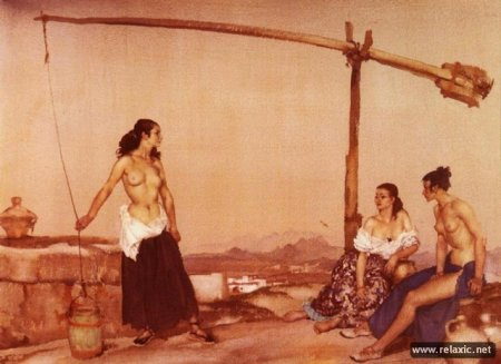 картины Уильяма Флина