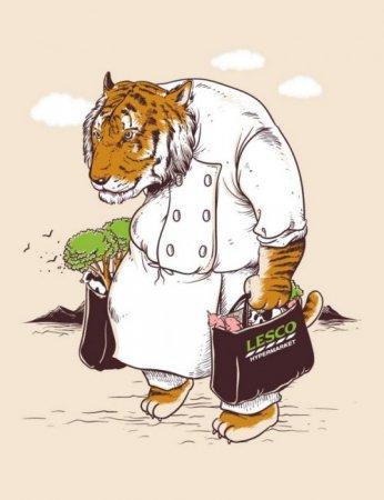 иллюстрации Чоу Хон Лама картинка 16