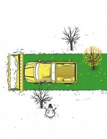 иллюстрации Чоу Хон Лама картинка 24