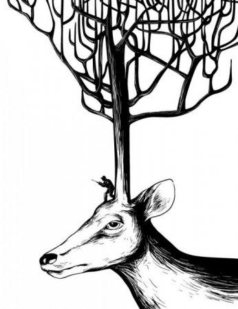 иллюстрации Чоу Хон Лама картинка 20