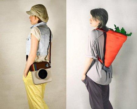 Креативный подход к женской сумочке