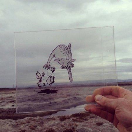 Креативные иллюстрации Марти Купера фото 4