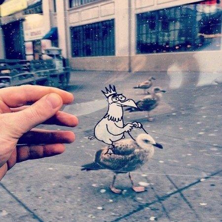 Креативные иллюстрации Марти Купера фото 12