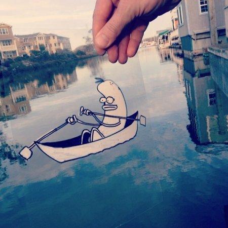 Креативные иллюстрации Марти Купера фото 16