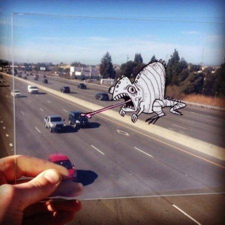 Креативные иллюстрации Марти Купера фото 18