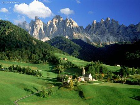 сказочные Альпы