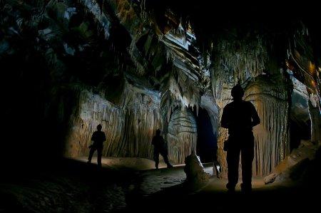 сказочное подземелье