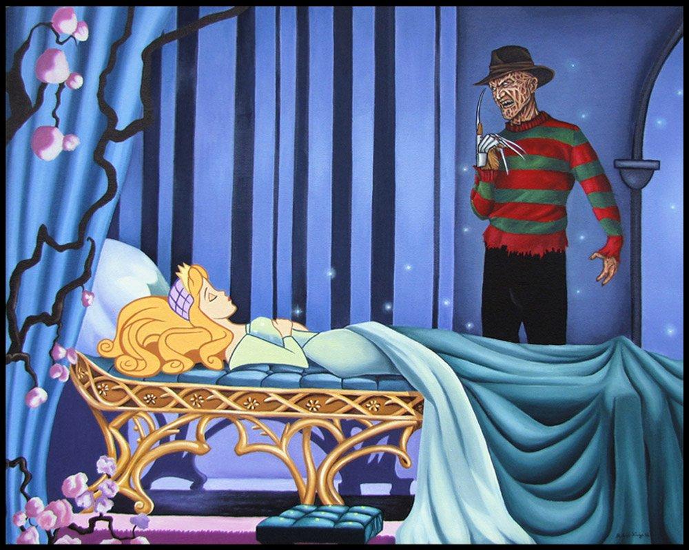 Спящая красавица для взрослых смотреть онлайн бесплатно 12 фотография