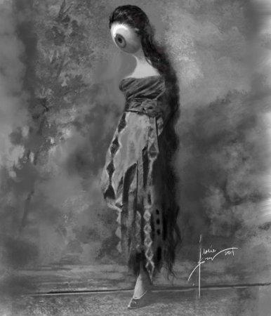 девушка-пастушка