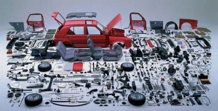 составляющие автомобиля