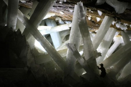 ледяные столбы