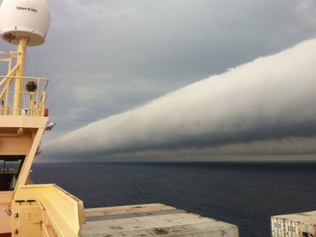 облачная волна