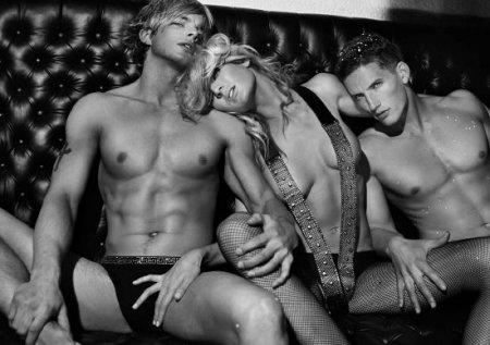 секс в троем