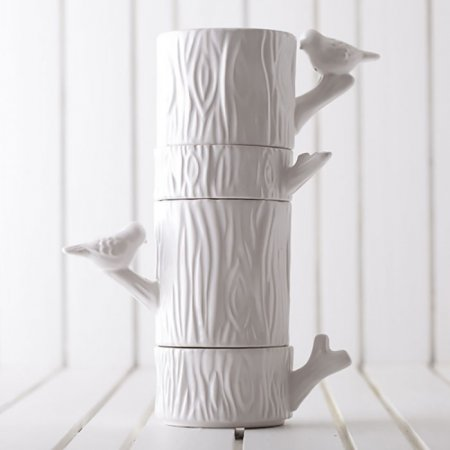 набор с птицами