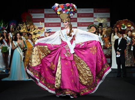 Мисс Перу Джессика Сервин