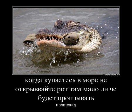 открывайте рот