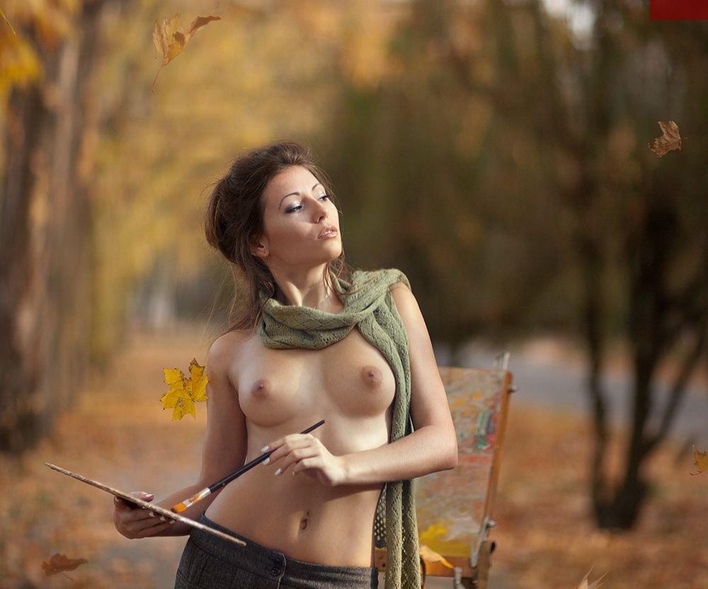 так других эротическая осенью фото после