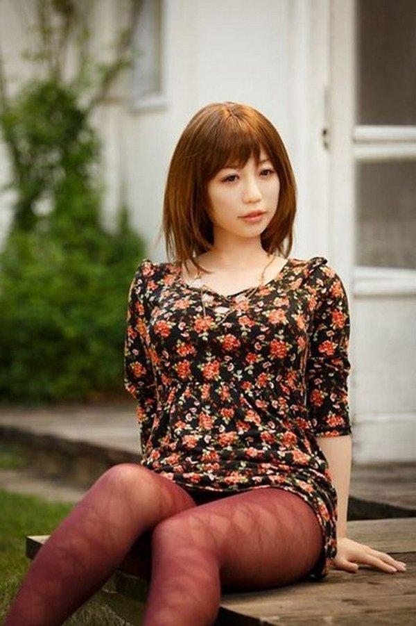 Резиновые куклы япония 11 фотография
