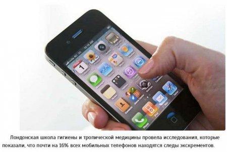заразные телефоны
