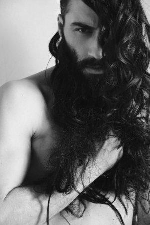 крутая борода