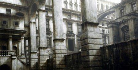 каменные арки