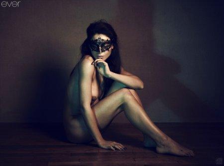 дама в маске