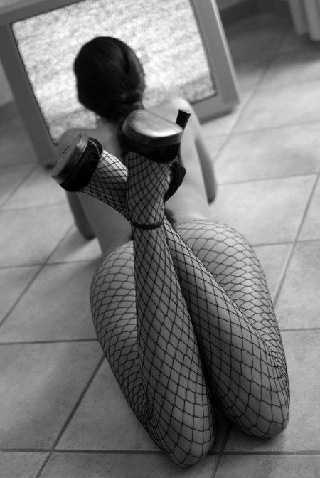эротические чулки сетка