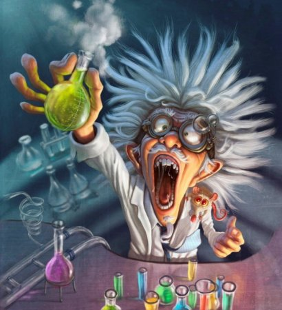 эврика для химика