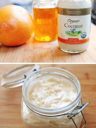 Увлажняющий крем-масло для тела
