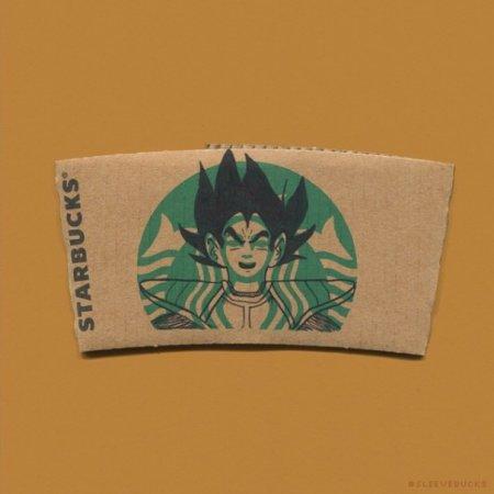 Персонажи любимых историй на стаканах Starbucks