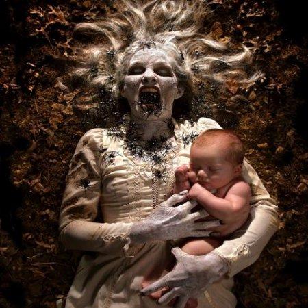 мертвая мать