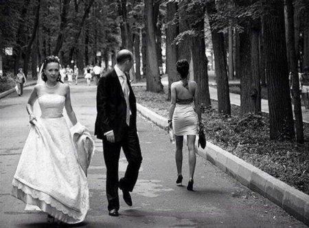 рано женился