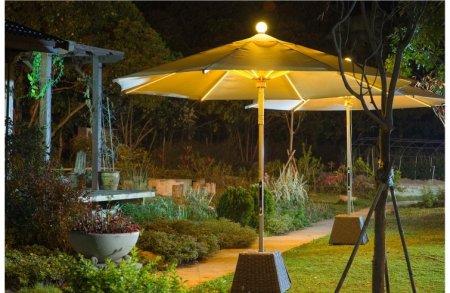 зонтик с подсветкой