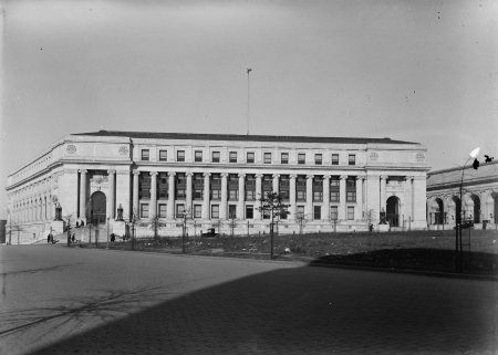 Вашингтон (между 1908 и 1920)
