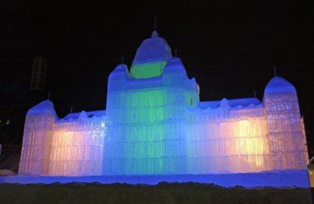 светящийся дворец