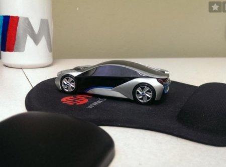 Беспроводная мышь BMW