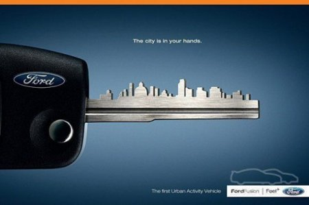 """Ford: """"Город в твоих руках"""""""