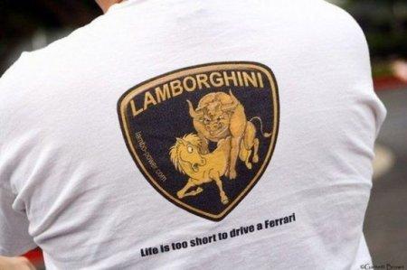 «Жизнь слишком коротка, чтобы ездить на Ferrari.»