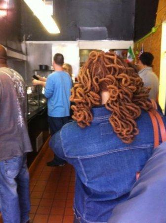 это парик