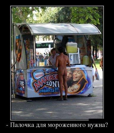 палочка для мороженого