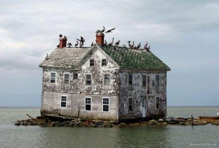 США, последний дом на Голландском острове