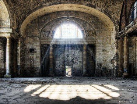 Судьба вокзала Мичиган до сих пор не решена