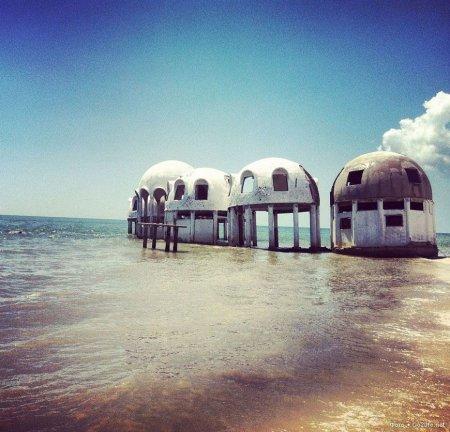 США. Безлюдный остров в юго-восточной Флориде