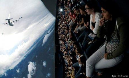 В кинотеатре IMAX в Джерси