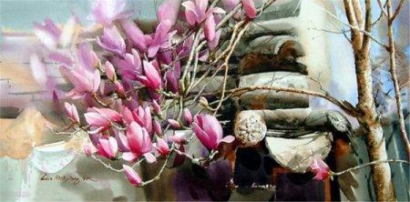 цветы на воле