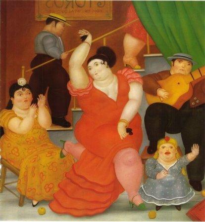 танцы толстушек